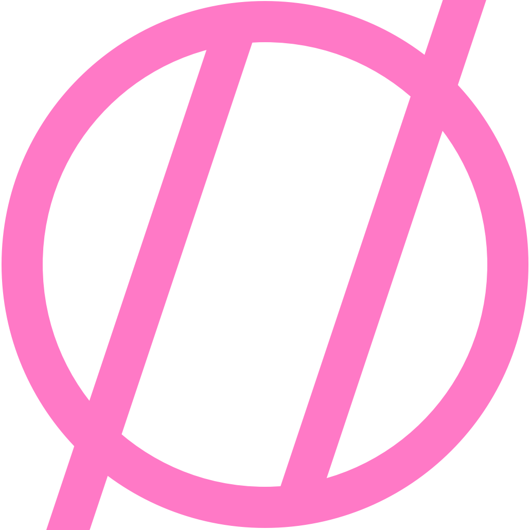 blog logo in pink