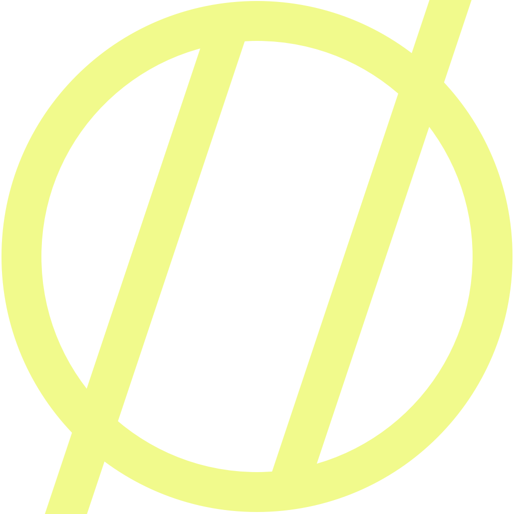 blog logo in yellow