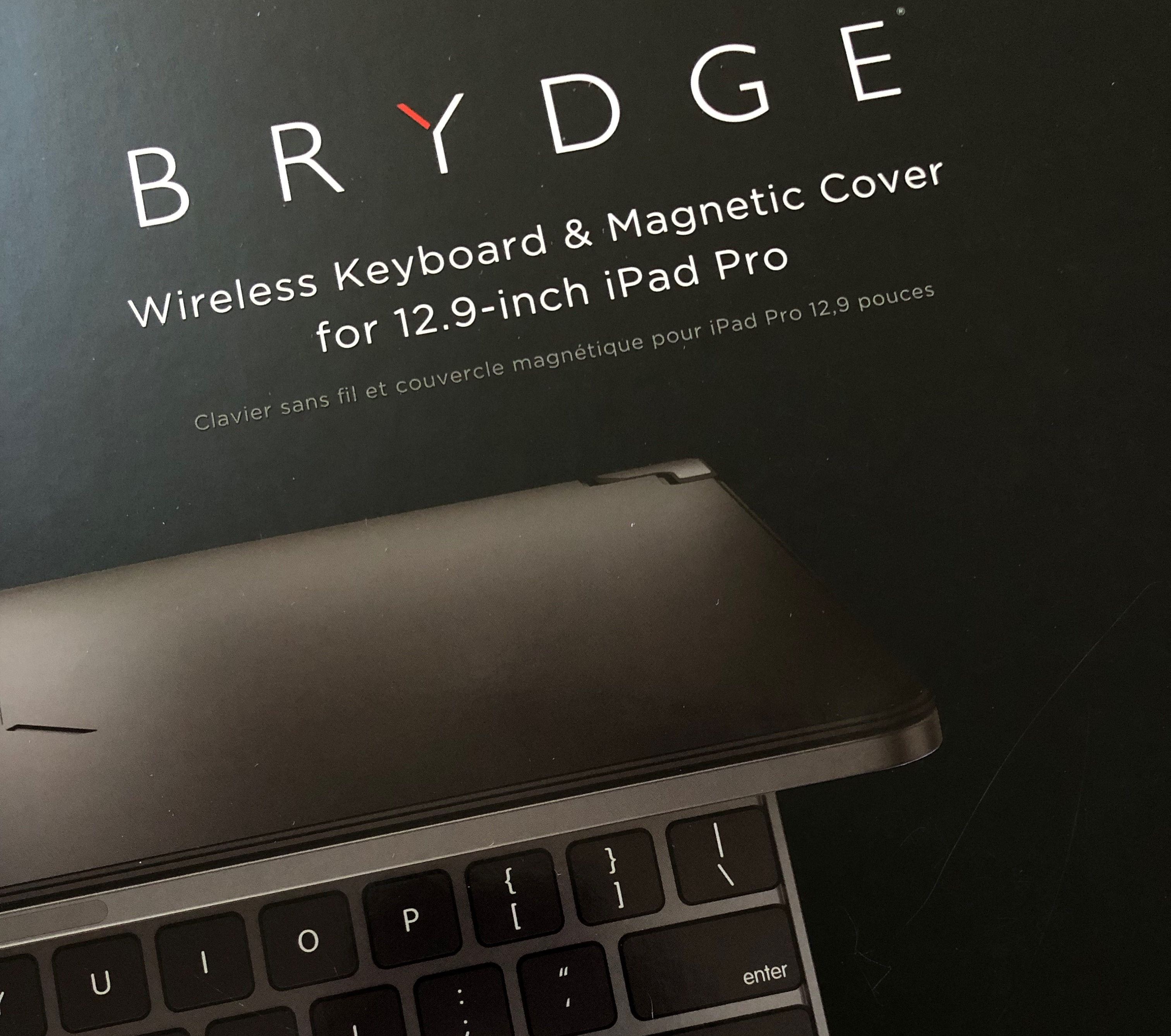 Brydge Keyboard Box