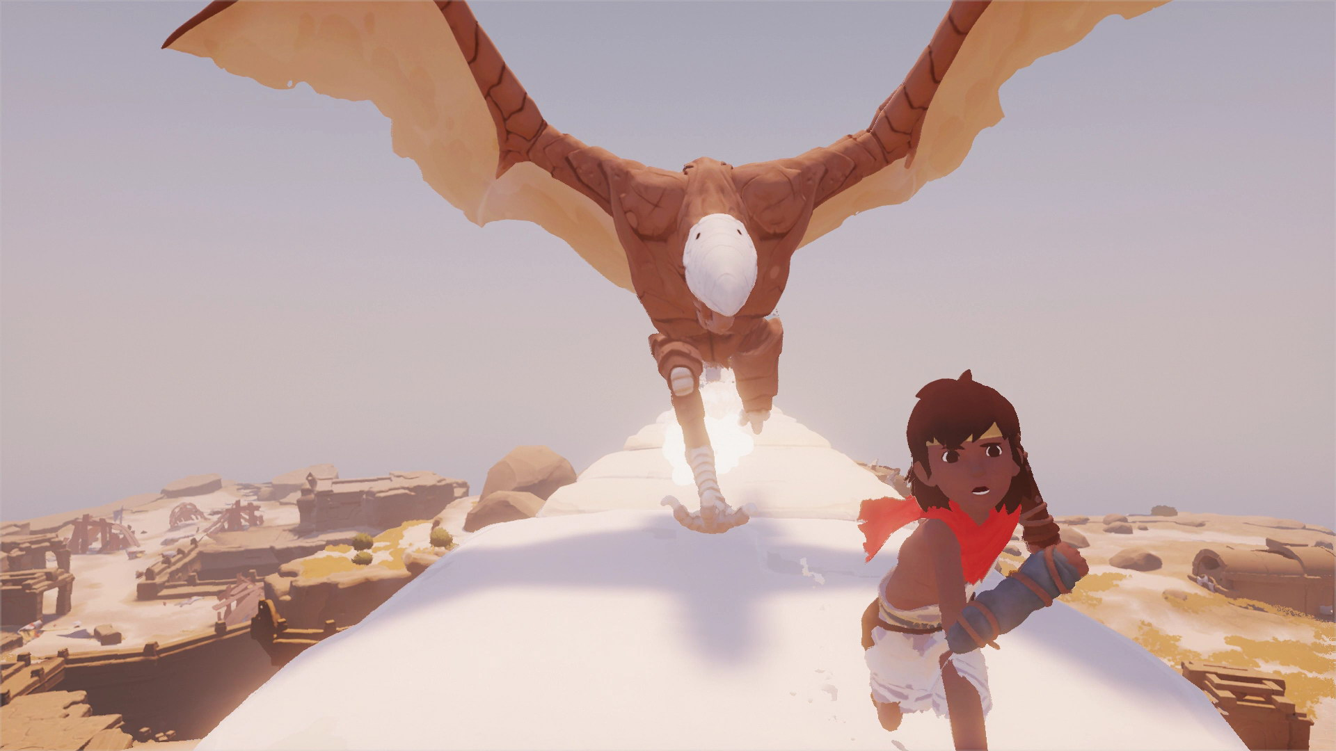 RiME Screenshot One