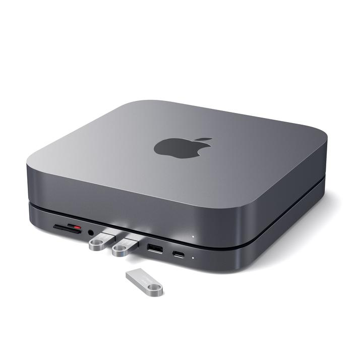 Satechi Mac mini Hub